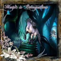Magic is everywhere - horses