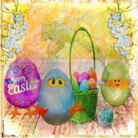 E for Easter 1
