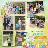 Easter Eggstravangaza 2019