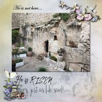 The Garden Tomb 2019