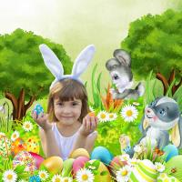 happy easter 2020 to SBF