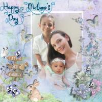 Happy Mother's Day daughter