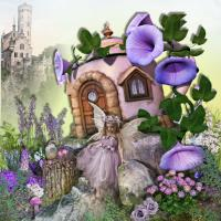 The fairy's garden