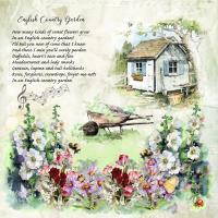 In An English Country Garden