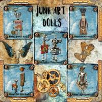 JUNK ART DOLLS 2020