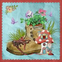 BOOTS ICON PAGE