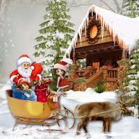 Santa's Special Delivery of Paddington Bear