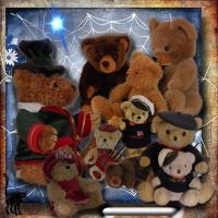 My Collection - Teddy bears