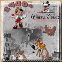 Disney of the 40s