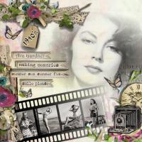 1940's Ava Gardner
