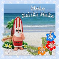Mele Kaliki Maka - Christmas in July