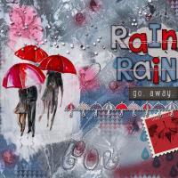 umbrella romance