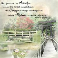 Serenity Courage Wisdom
