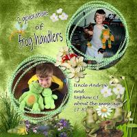 Frog Handlers
