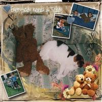 Teddy & Friends