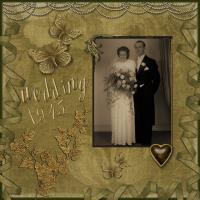 Wedding 1943