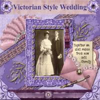 Vintage Victorian Wedding