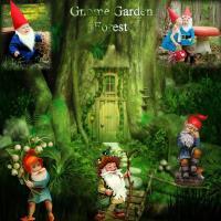 Gnome Garden Forest
