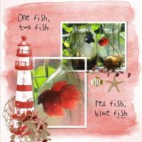 Red Fish, Blue Fish