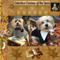 Detective Canines of the Year