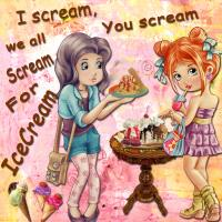 I SCREAM, YOU SCREAM....