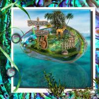 Iridescence Island